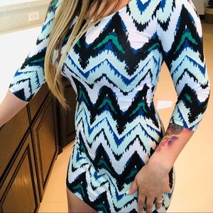 Cute fitted dress